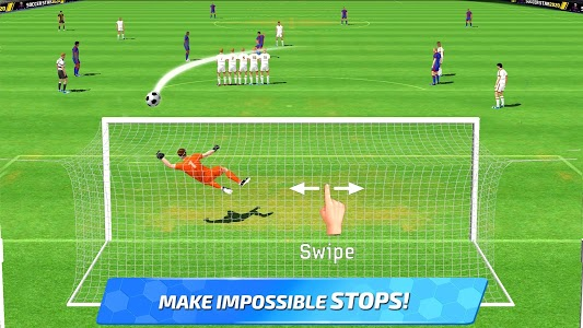 screenshot of Soccer Star 2020 Football Cards: The soccer game version 0.9.4
