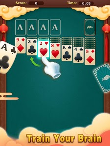 screenshot of Solitaire Classic : 2019 version 1.3