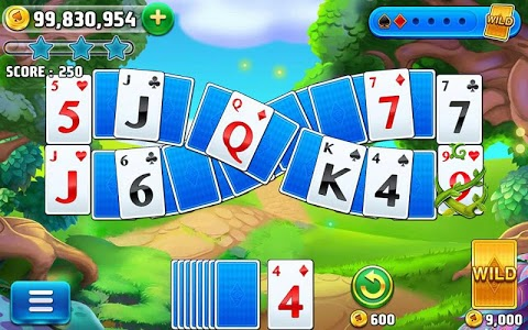screenshot of Solitaire TriPeaks Journey - Free Card Game version 1.774.1
