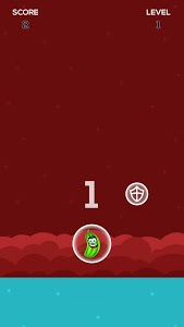 screenshot of Space Up version 1.0
