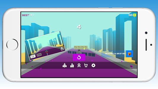 screenshot of Speed For Beat version 1.0