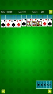screenshot of Spider Solitaire 2019 version Varies with device