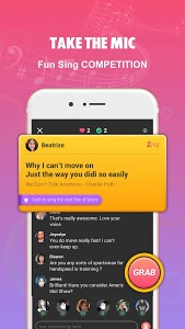 screenshot of StarMaker: Free to Sing with 50M+ Music Lovers version 7.3.2