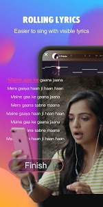 screenshot of StarMaker: Sing with 50M+ Music Lovers version 7.7.1