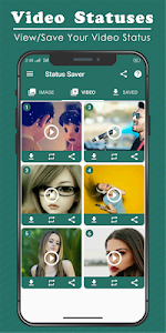screenshot of Status Videos And Photos For Whats version 1.4