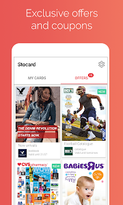 screenshot of Stocard - Rewards Cards Wallet version 7.8.3