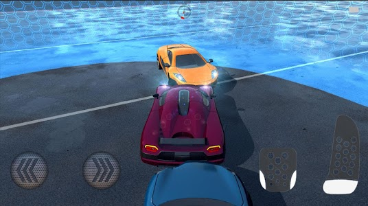 screenshot of Sumo Car : GT Arena version 1.5