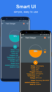 screenshot of Super Fast Charger 5x version 1.44