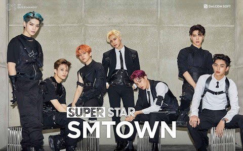 screenshot of SuperStar SMTOWN version 2.9.2