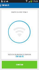 screenshot of TIM Wi-Fi version 1.0.4