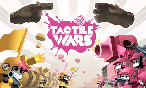 screenshot of Tactile Wars version 1.7.9