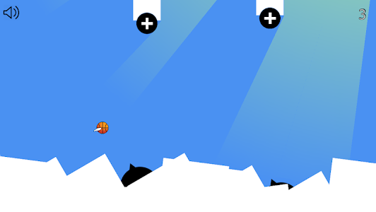 screenshot of Tap Ball version 1.0