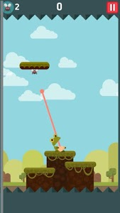 screenshot of Tap The Toad Up version 1.0