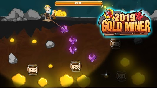 screenshot of Gold Miner - Golden Dream version 1.0.6