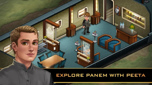 screenshot of The Hunger Games Adventures version 1.0.39