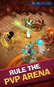 screenshot of The Mighty Quest for Epic Loot version 1.0.5