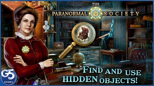 screenshot of The Paranormal Society™: Hidden Adventure version 1.5.203