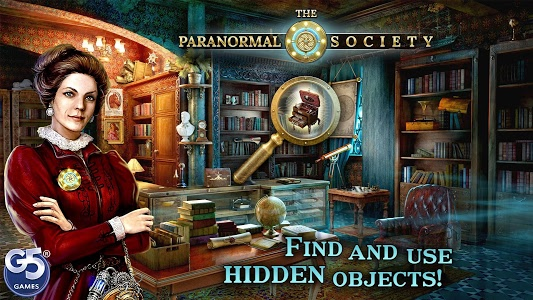 screenshot of The Paranormal Society: Hidden Adventure version 1.12.900