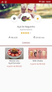 screenshot of TheLivery - Delivery de Comida version 3.8.15