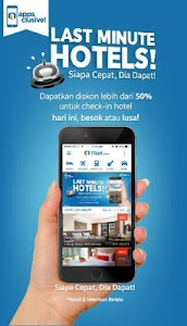 screenshot of Tiket.com - Flight & Hotel version 1.9.5