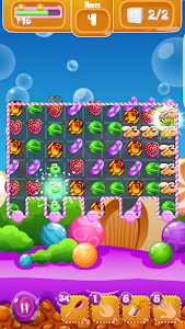 screenshot of Candy Delight 2 version Varies with device