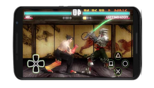 screenshot of Tips Tekken 3 version 2.2.1