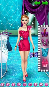 screenshot of Top Model - Dress Up and Makeup version FREE.1.8