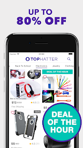screenshot of Tophatter: Fun Deals, Shopping Offers & Savings version Varies with device