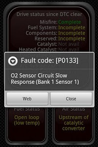 screenshot of Torque Lite (OBD2 & Car) version Varies with device