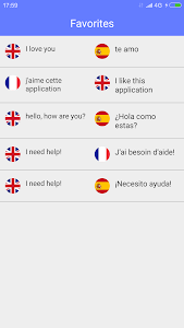 screenshot of Translator 100% free version 1.13