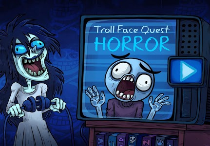 screenshot of Troll Face Quest: Horror version 1.5.0