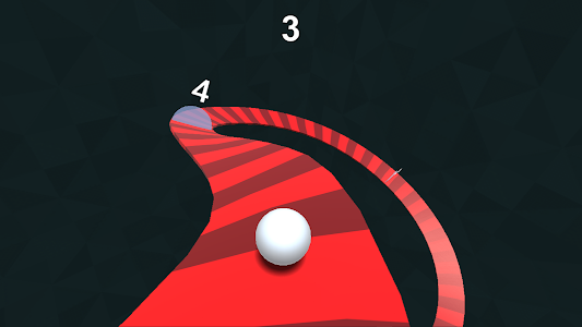 screenshot of Twisty Road! version 1.12