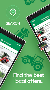 screenshot of Landwirt.com - Tractor & Agricultural Market version Varies with device