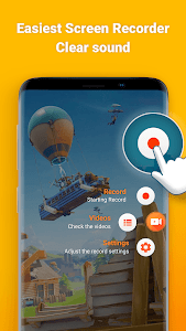 screenshot of Screen Recorder VideoShow with audio& Video Editor version 2.3.3