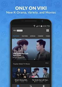 screenshot of Viki: Korean Drama, Movies & Asian TV version Varies with device