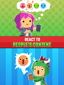 screenshot of Vlogger Go Viral - Tuber Game version 2.26
