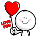 \ud83d\udc98 WAStickerApps Love and Lovers Couples