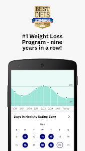 screenshot of WW (formerly Weight Watchers) version 7.15.0