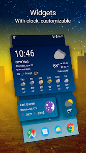 screenshot of Weather 14 Days version Varies with device