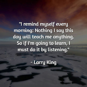 screenshot of Wisdom Quotes : Wise Words To Live By version 1.0