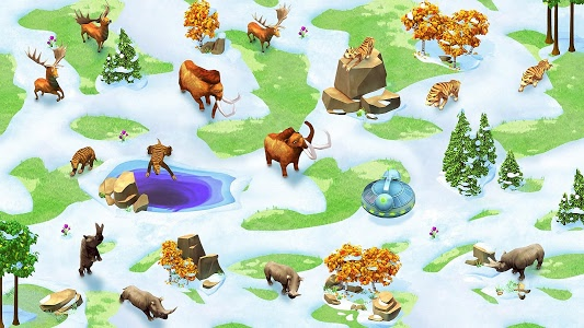screenshot of Wonder Zoo - Animal rescue ! version 2.1.0c