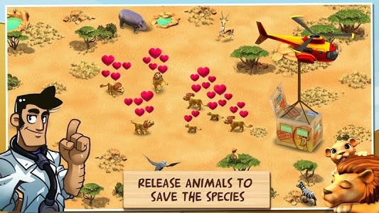 screenshot of Wonder Zoo - Animal rescue ! version 1.6.1