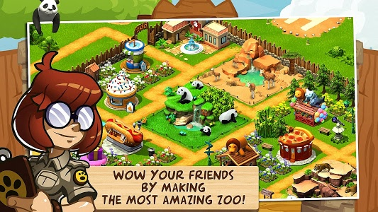 screenshot of Wonder Zoo - Animal rescue ! version 2.0.9i