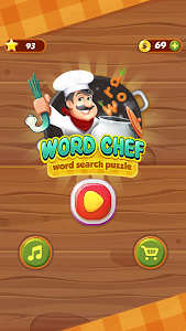 screenshot of Word Chef Story version 1.7