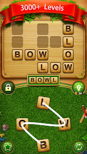 screenshot of Word Cross Connect : English CrossWord Search Game version 4.8