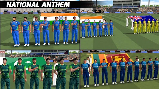 screenshot of World Cricket Battle - Multiplayer & My Career version 1.6.6