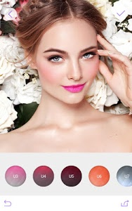 screenshot of You Makeup Photo Camera version 2.2.0