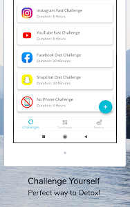 screenshot of YourHour - Phone Addiction Tracker & Controller version 1.9.152