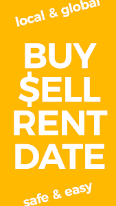 screenshot of cPro Marketplace: Buy. Sell. Rent. Date. Jobs. version 3.88