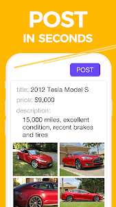 screenshot of cPro: Buy. Sell. Date. Rent. version 3.9913